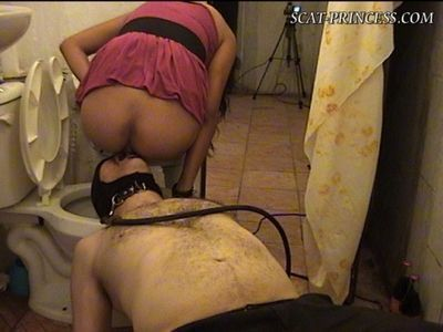 Mistress domination Toilet training consumption forced